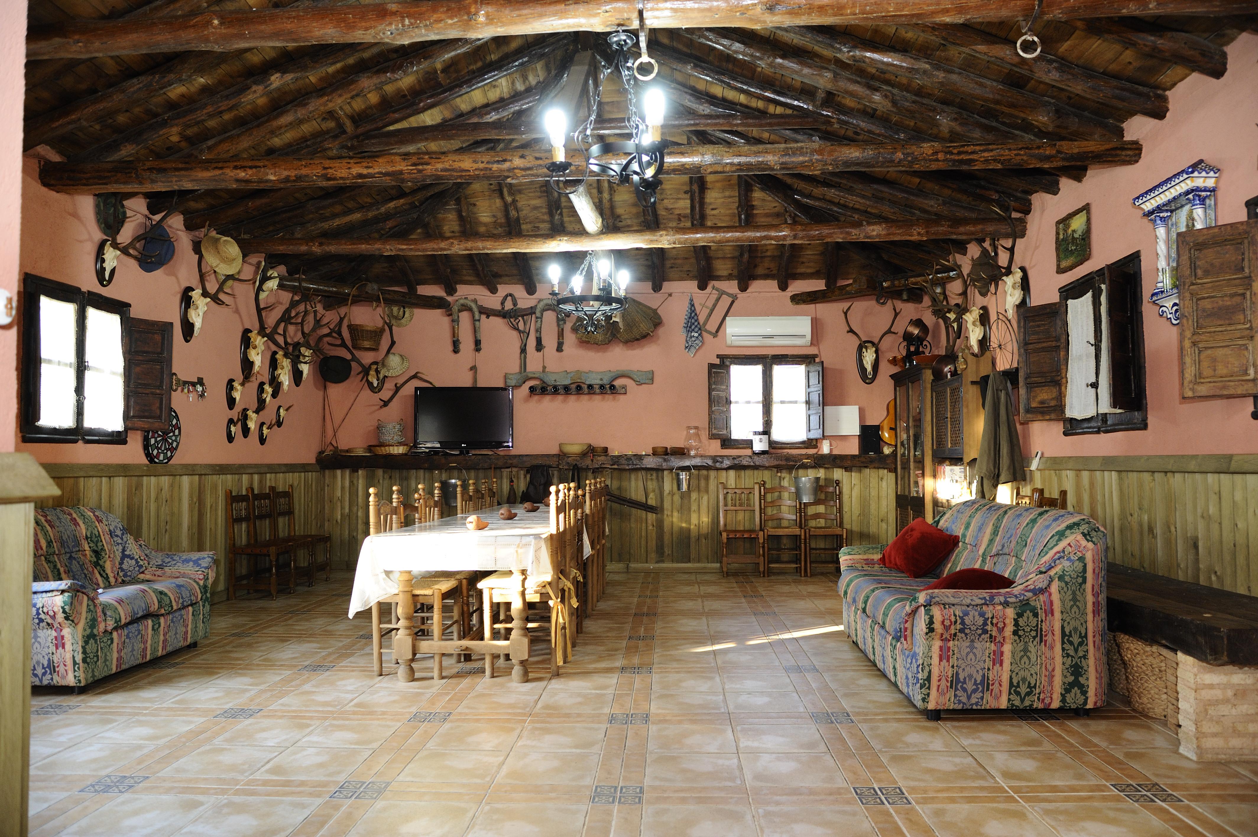 Casas rurales el rincon de caba eros retuerta del bullaque - Casa rural cabaneros ...